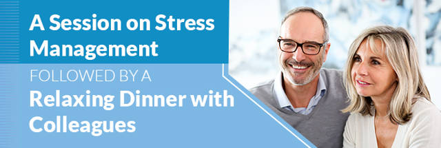 A session on stress management